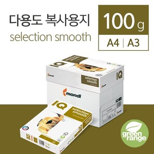 IQ Selection Smooth 100g