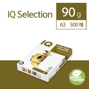IQ Selection Smooth 90g A3 500매