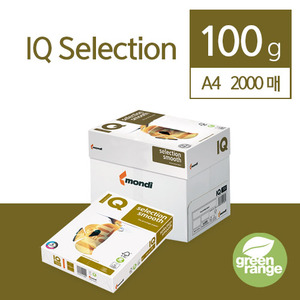 IQ Selection Smooth 100g A4 2000매