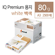 IQ Selection Premium 80g IQ A3 2500매